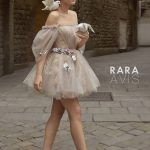 Wedding gown Rara Avis Levi