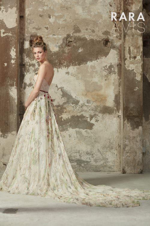 Wedding gown Rara Avis Lily