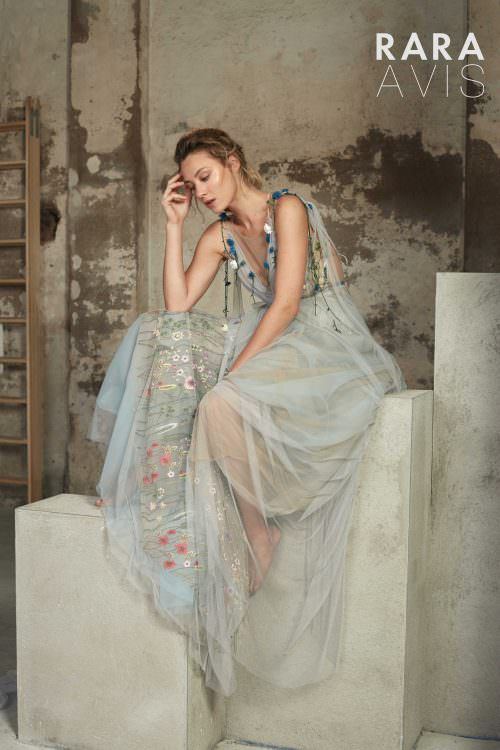Wedding gown Rara Avis Lofgrein