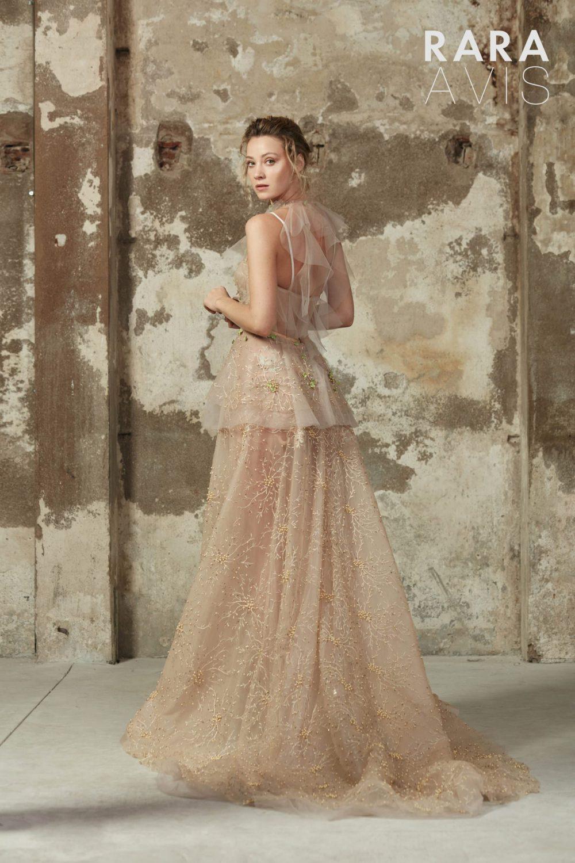 Wedding gown Rara Avis Los
