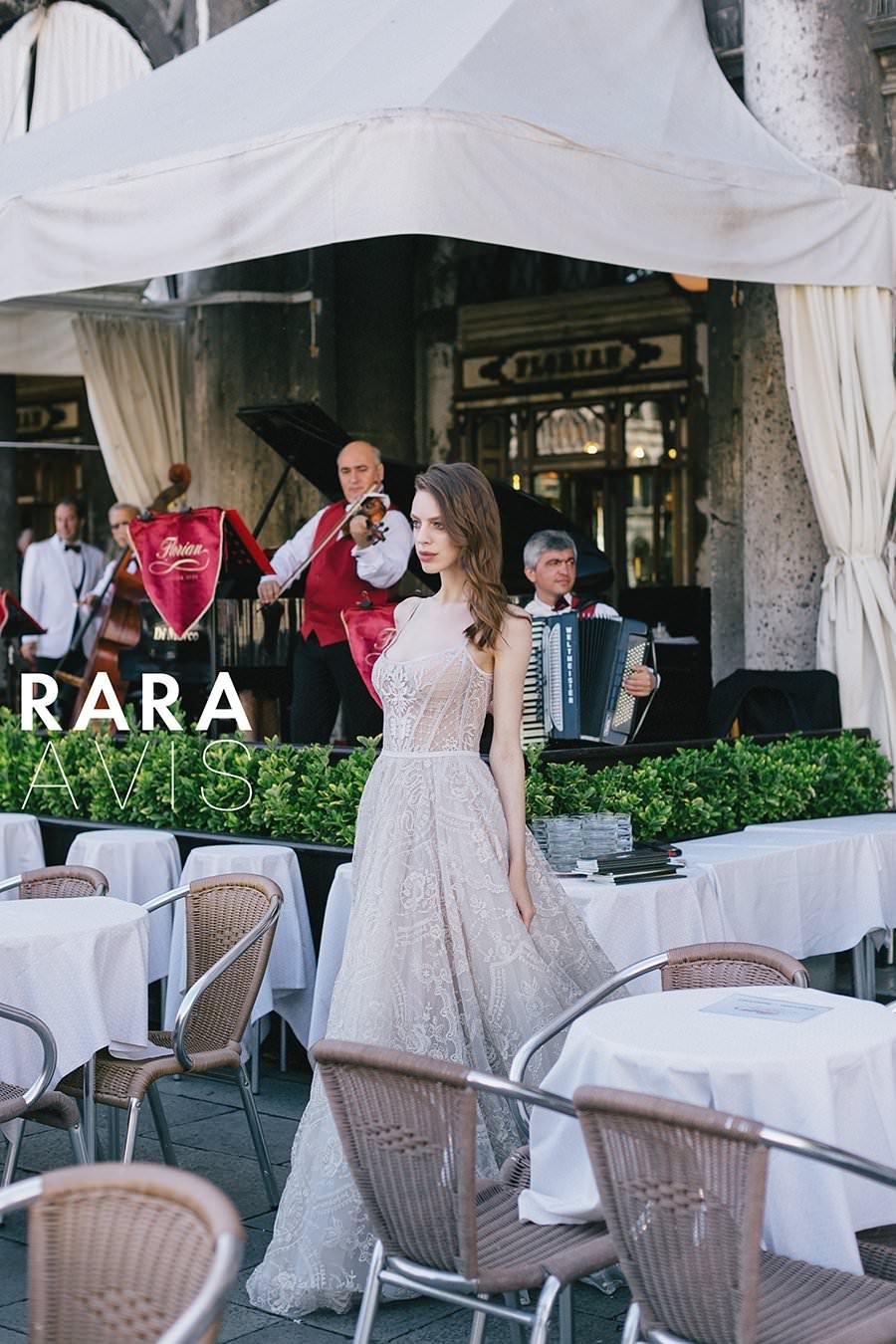 Wedding gown Rara Avis Lovia