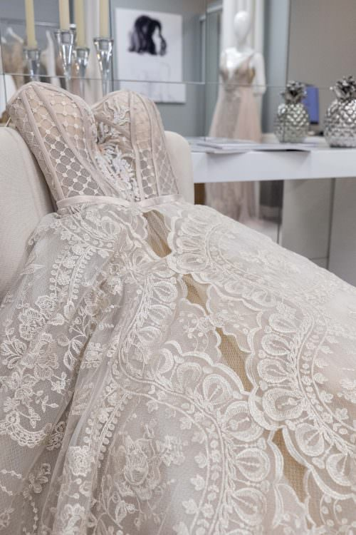 Wedding gown Rara Avis Lovia