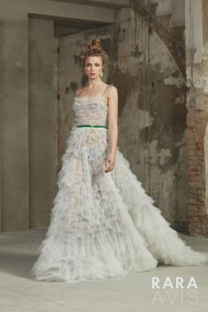 Wedding gown Rara Avis Malina