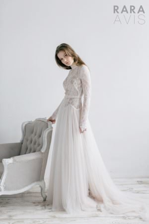 Wedding gown Rara Avis Meige