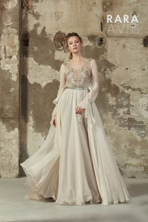 Wedding gown Rara Avis Mleria