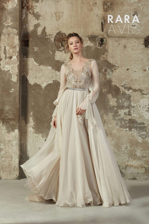 Wedding gown Rara Avis Mleria