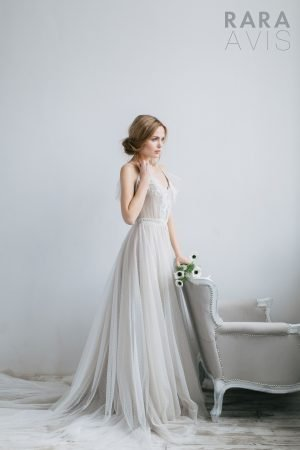 Wedding dress Rara Avis Romi