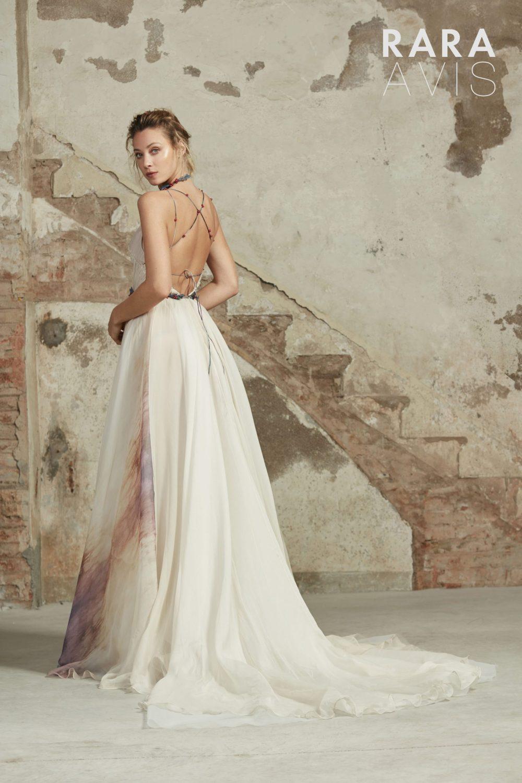 Wedding gown Rara Avis Rozal