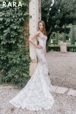 Wedding gown Rara Avis Tolla