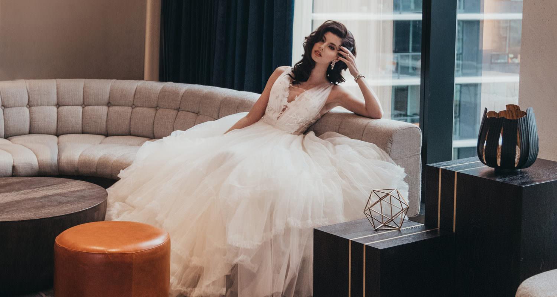Ange Etoiles Dress Styled Shoot Canada