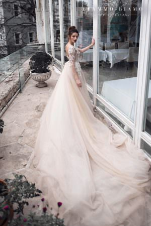 Wedding gown Blammo-Biamo AINAR