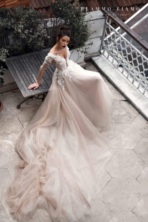 Wedding gown Blammo-Biamo AINAR