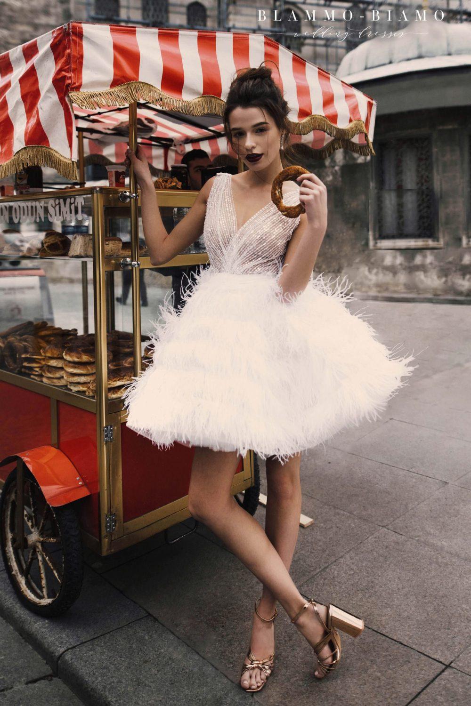 Wedding dress Blammo-Biamo ALISIA