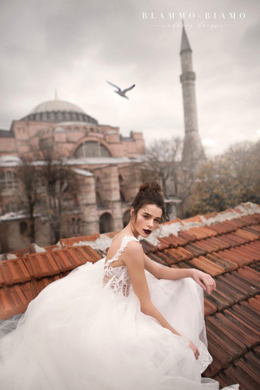 Wedding gown Blammo-Biamo DASTIN
