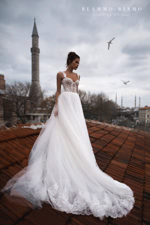 Wedding gown Blammo-Biamo DASTIN