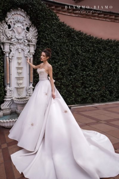 Wedding gown Blammo-Biamo DJIA