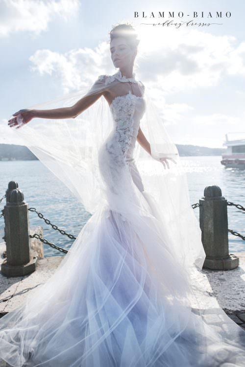 Wedding gown Blammo-Biamo NUMIS