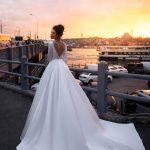 Wedding gown Blammo-Biamo TILDA