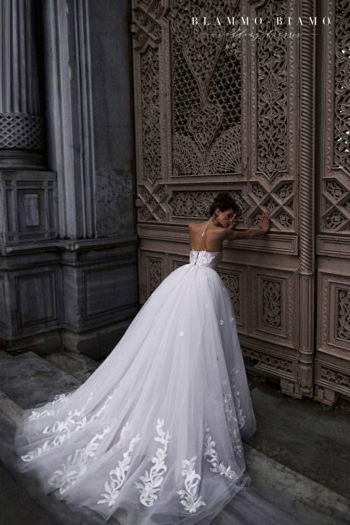 Wedding gown Blammo-Biamo ULA