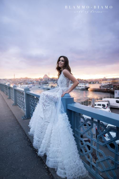 Wedding gown Blammo-Biamo VEILAR TILA