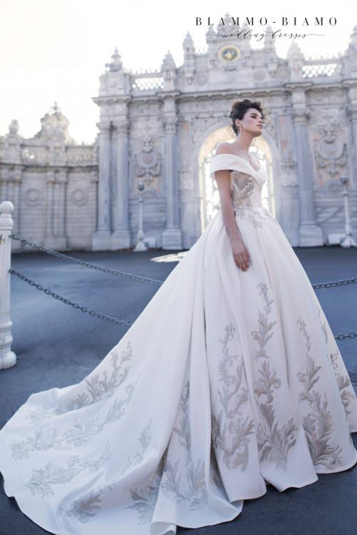 Wedding gown Blammo-Biamo ZEILA
