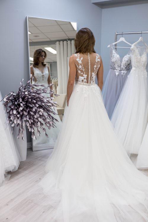 Wedding gown Ange Etoiles Alin