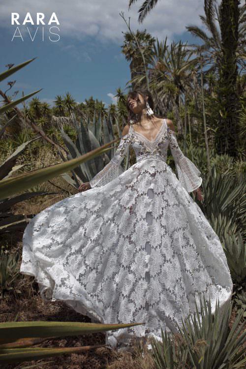 Wedding gown Rara Avis Aliet