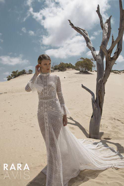 Wedding gown Rara Avis Andi