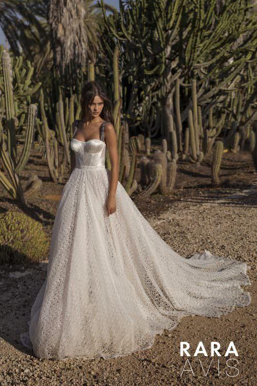 Wedding gown Rara Avis Aviv