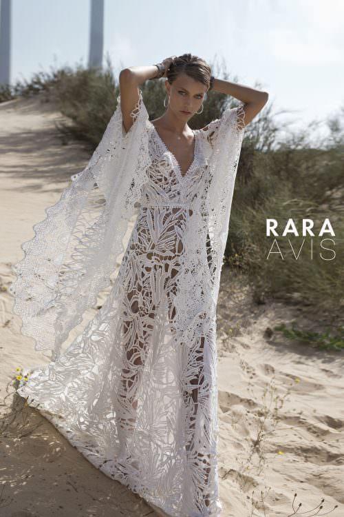 Wedding gown Rara Avis Dilson