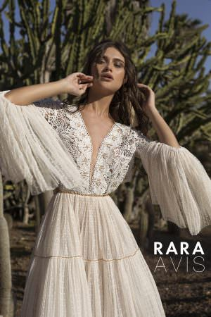 Wedding gown Rara Avis Hori