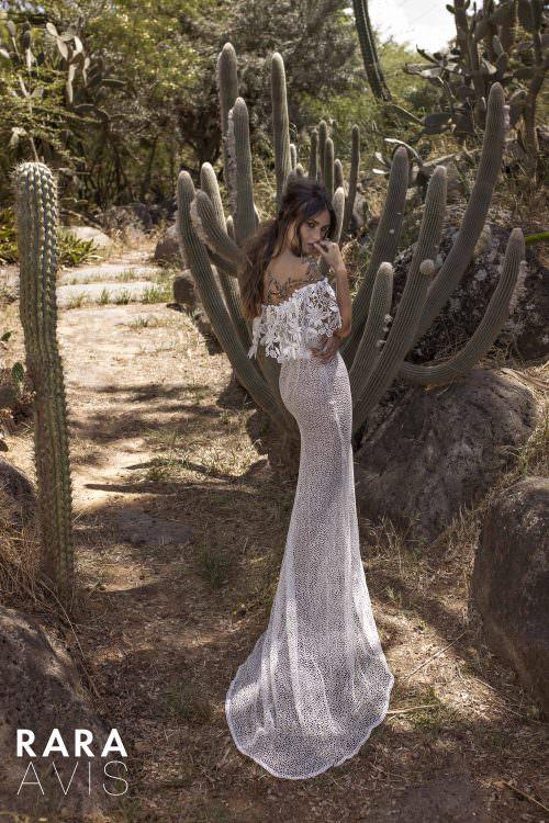 Wedding gown Rara Avis Hoype