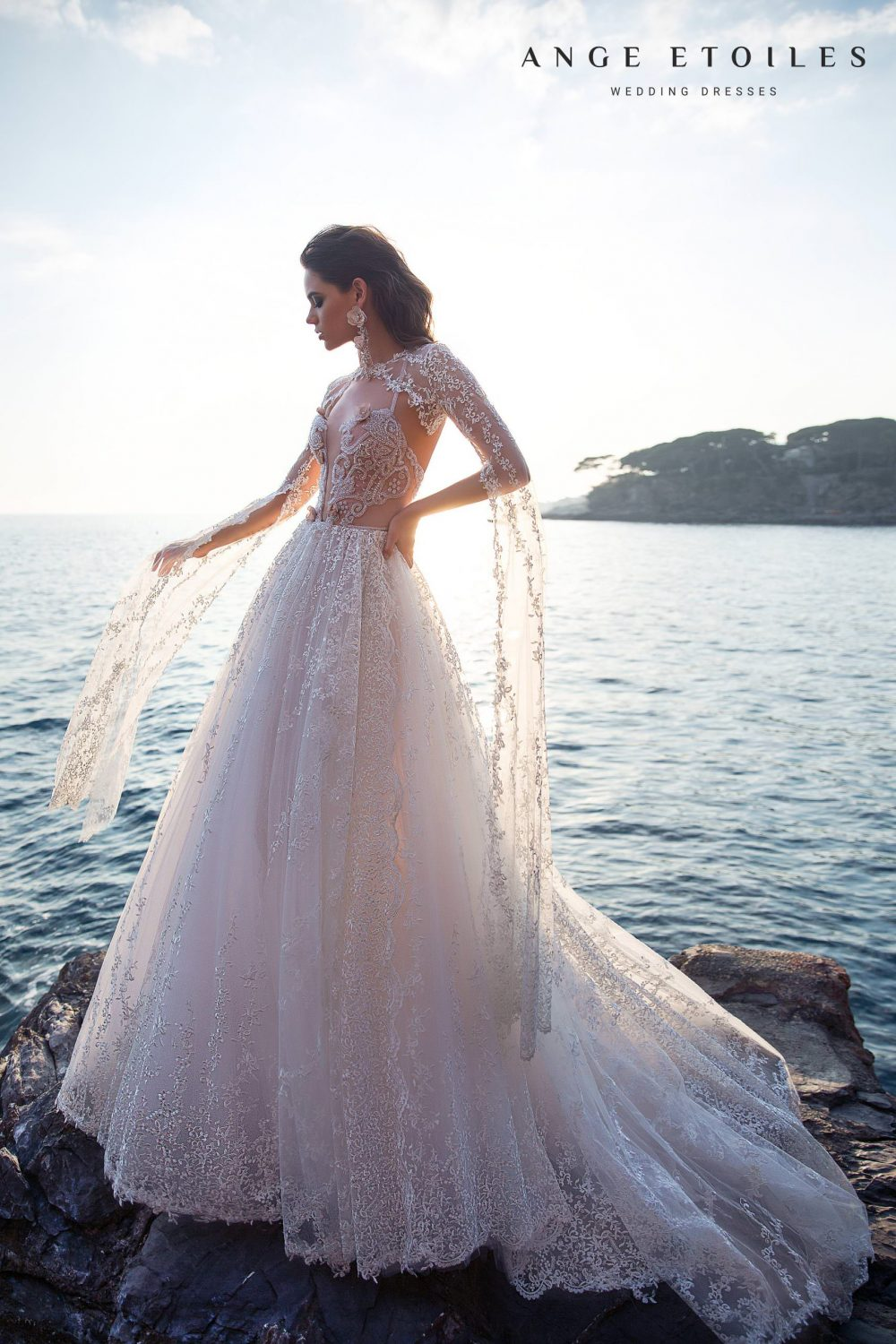 Wedding gown Ange Etoiles Beverly