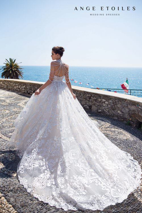 Wedding gown Ange Etoiles Beylia