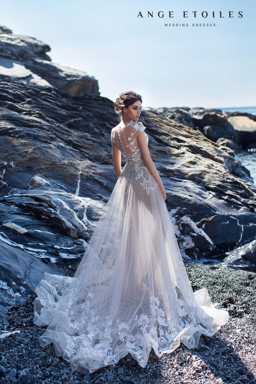 Wedding gown Ange Etoiles Diel