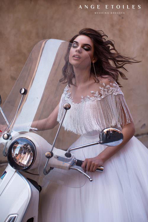 Wedding gown Ange Etoiles Evelin