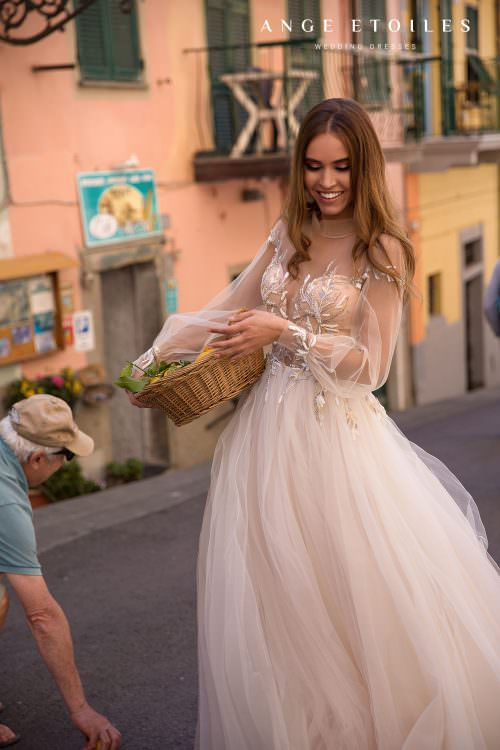 Wedding gown Ange Etoiles Ivona