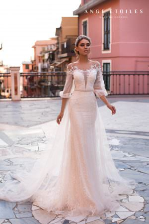 Wedding gown Ange Etoiles Katalina