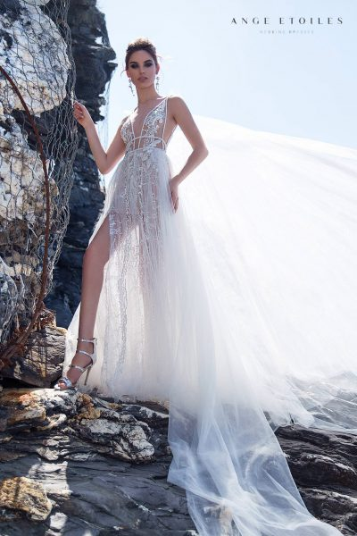 Wedding gown Ange Etoiles Luchi