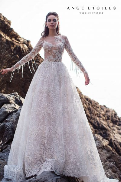 Wedding gown Ange Etoiles Merlin