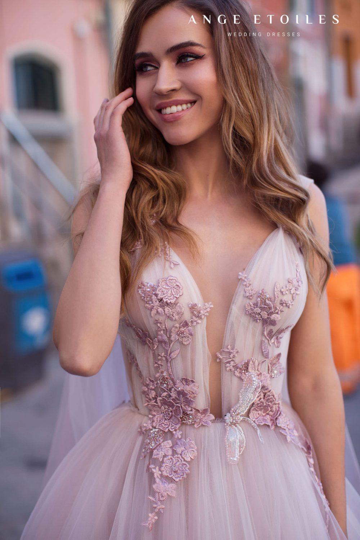 Wedding gown Ange Etoiles Petunia