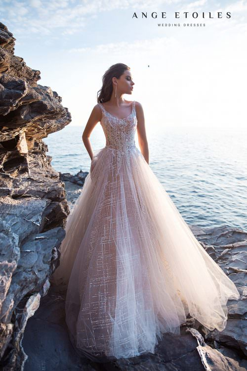 Wedding gown Ange Etoiles Quincella