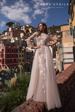Wedding gown Ange Etoiles Samanta