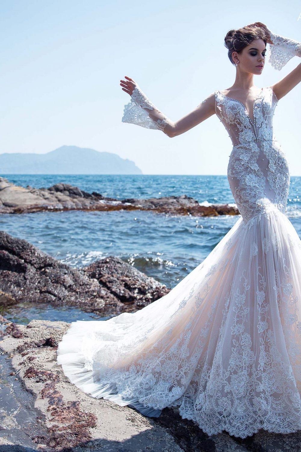 Wedding gown Ange Etoiles Sara