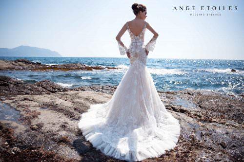 Wedding gown Ange Etoiles Sara