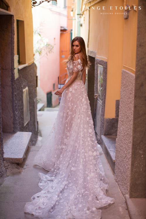 Wedding gown Ange Etoiles Tania