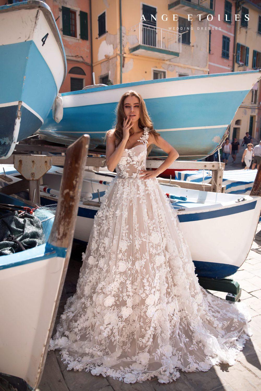 Wedding gown Ange Etoiles Zemfira