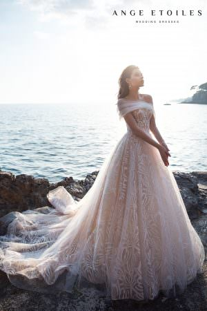 Wedding gown Ange Etoiles Zoe