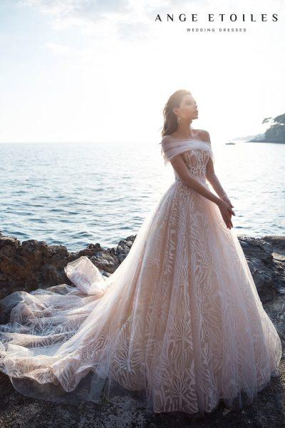 Wedding gown Ange Etoiles Zoe