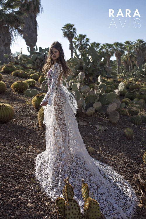 Wedding gown Rara Avis Klark